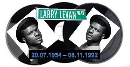 Larry Levan - Master Of Housemusic